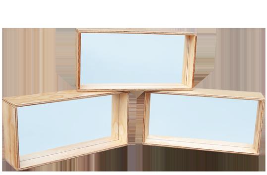Mirror Blocks Set