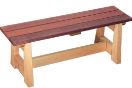 Outdoor Bench Seat Small