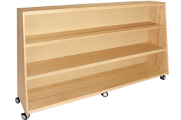 Equipment Cupboard Three Shelf