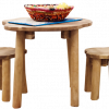 Tree Furniture: Table and Stools