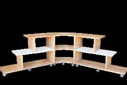Flexispace Tiered Set 4