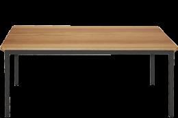 Hardwood Rectangular Table