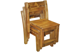Solid Acacia Chair