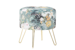 Cool Stool Floral