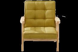 Moss Nordic Armchair