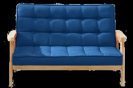 Kids Nordic Sofa Cobalt
