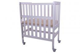 White Ergo Cot Preschool Equipment Baby Furniture