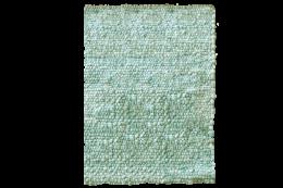 Wool Green Durrie Mat