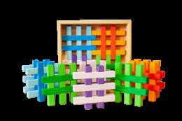colour gird blocks